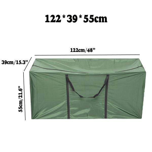 Waterproof Christmas Tree Storage Bag Extra Large Cushion Organizer Bag Outdoor