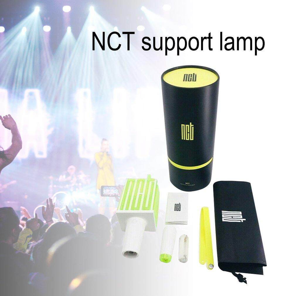 ELEC Portable LED NCT Kpop Stick Lamp Hiphop Lightstick Official Concert  Lamp