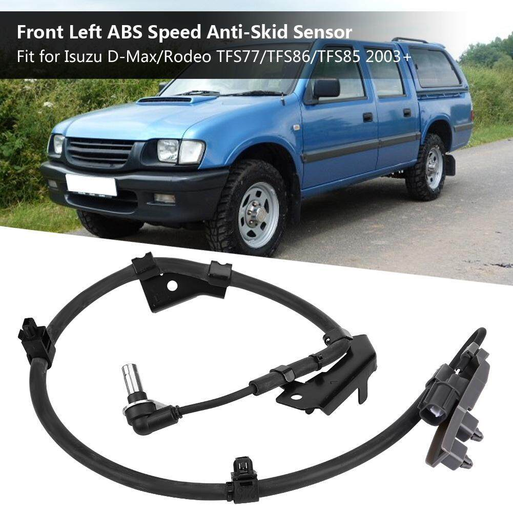 897387990 Front Left Abs Speed Anti-Skid Sensor For Isuzu D-Max/rodeo Tfs77/tfs86/tfs85 2003+ By Coocc Shop.