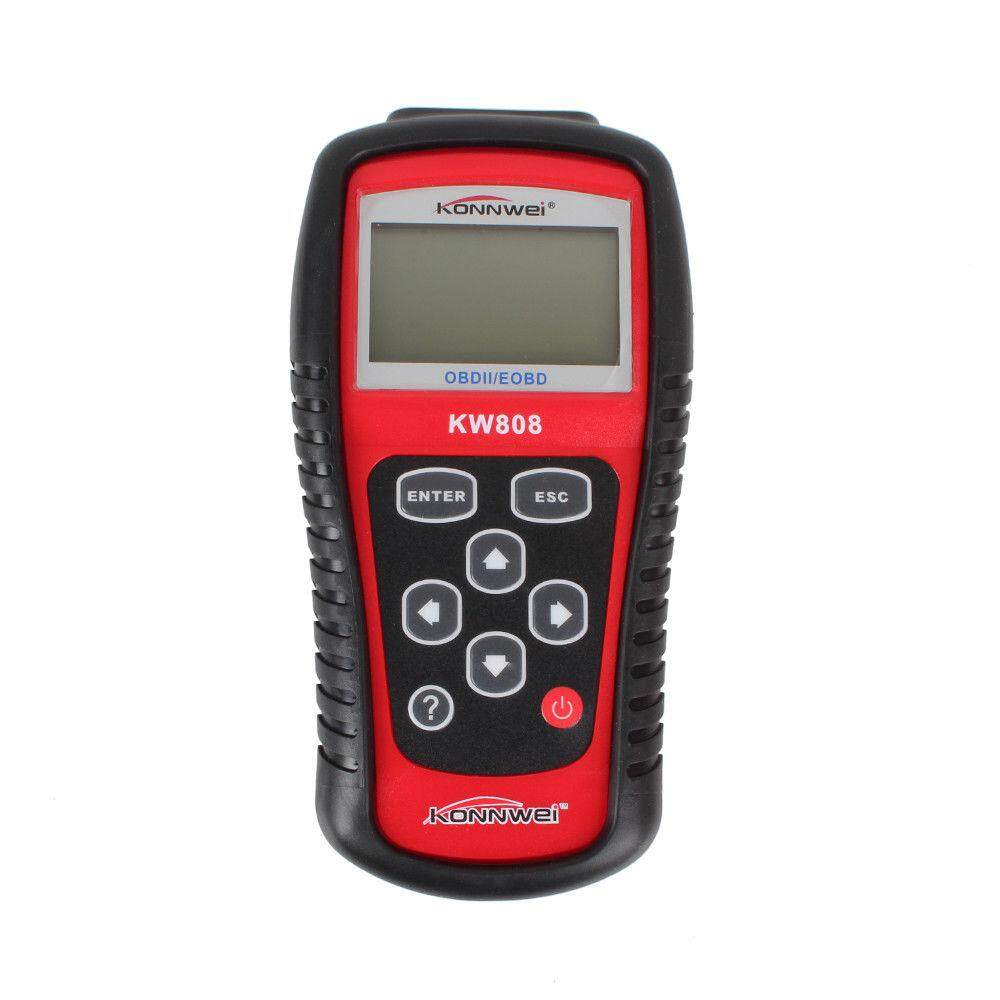 Maxiscan Ms509 Kw808 Obd2 Obdii Pemindai Eobd Mobil Pembaca Kode Tester Diagnostik By Toshoon Shop.