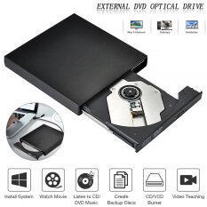Ổ Đĩa Quang DVD Bên Ngoài Willkey Với Giao Diện USB Có Thể Đọc CD VCD DVD MP3 Disc CD (COMBO)