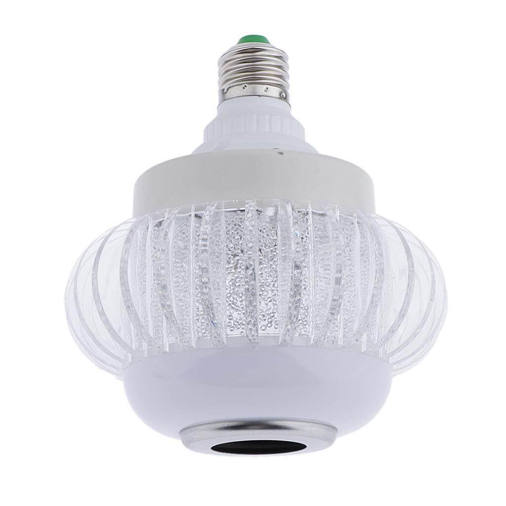 Baoblaze LED Nhiều Màu Đảng Câu Lạc Bộ Thanh Đèn Điều Khiển Từ Xa Bluetooth Âm Nhạc