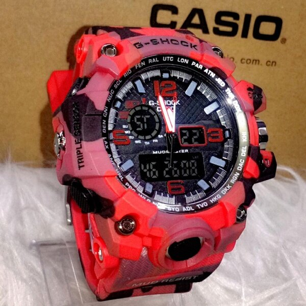 SPECIAL PROMOTION CASI0 G_SHOCK_  RUBBER STRAP WATCH  FOR MEN with box Malaysia