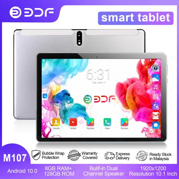 Máy Tính Bảng Android BDF BDF HD Máy Tính Bảng Android 10.0 OS 10.1 Inch 8GB RAM 256GB ROM 2560 × 1920 8000MAh
