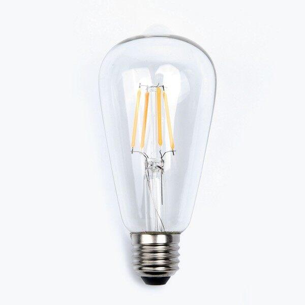 Bảng giá Bóng Đèn Dây Tóc LED Xoắn Ốc Cổ Điển 2W-8W