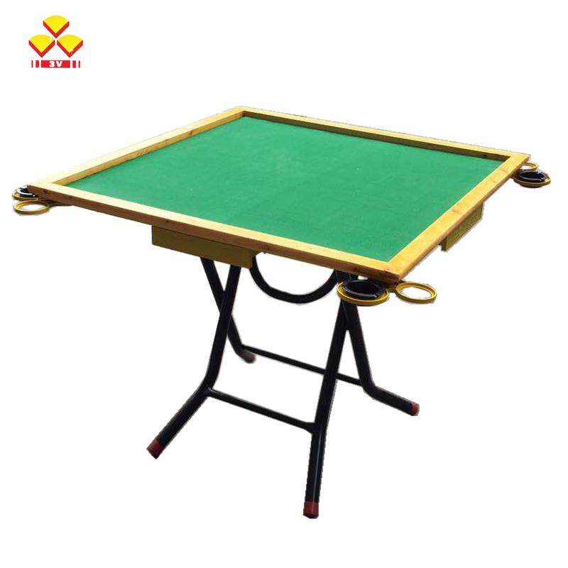 Portable Lightweight And Foldable Mahjong Table For Home