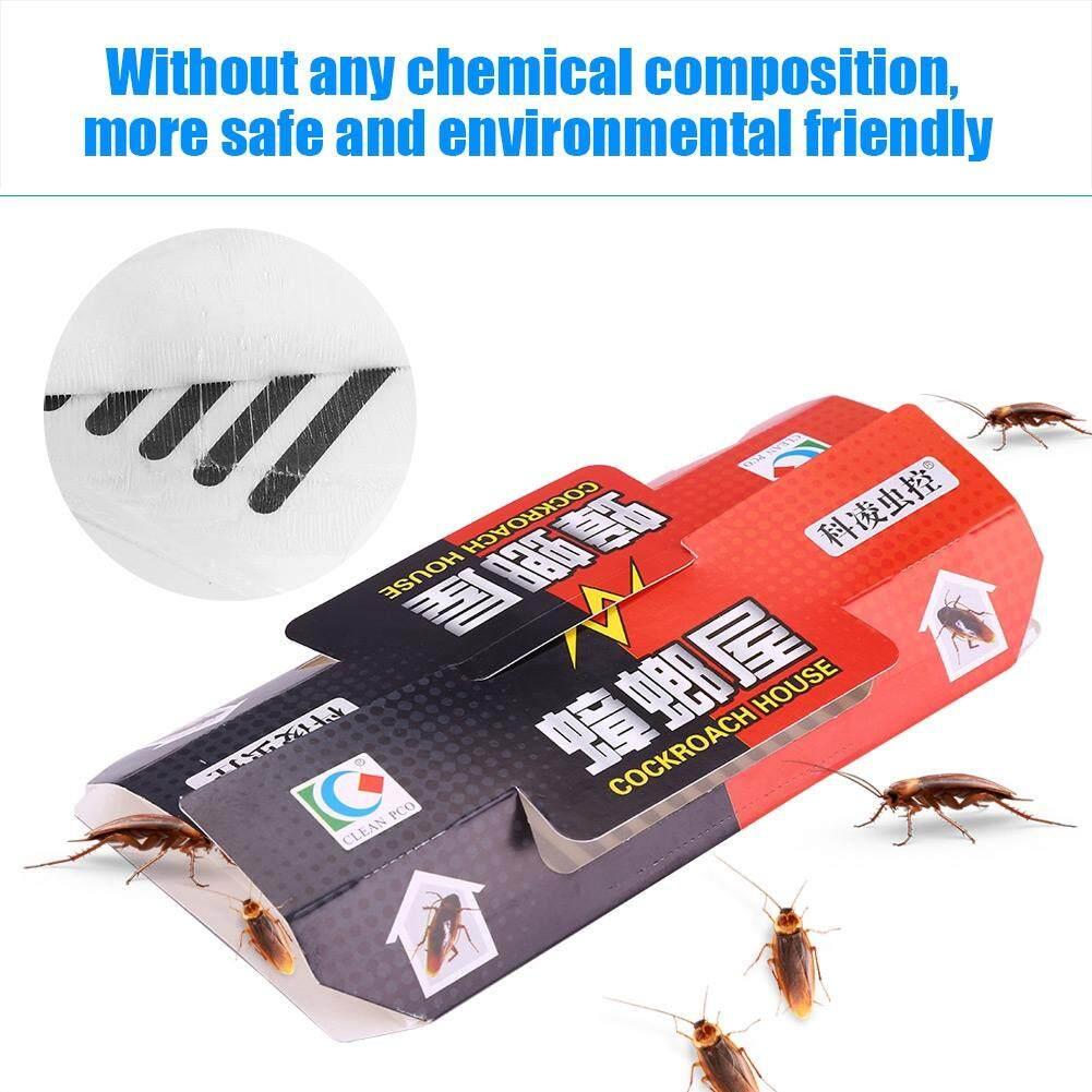 3 Pcs Cockroach Killing Bait Sticky Catcher Traps Cockroaches House Trap Effective/Whatts Thatt