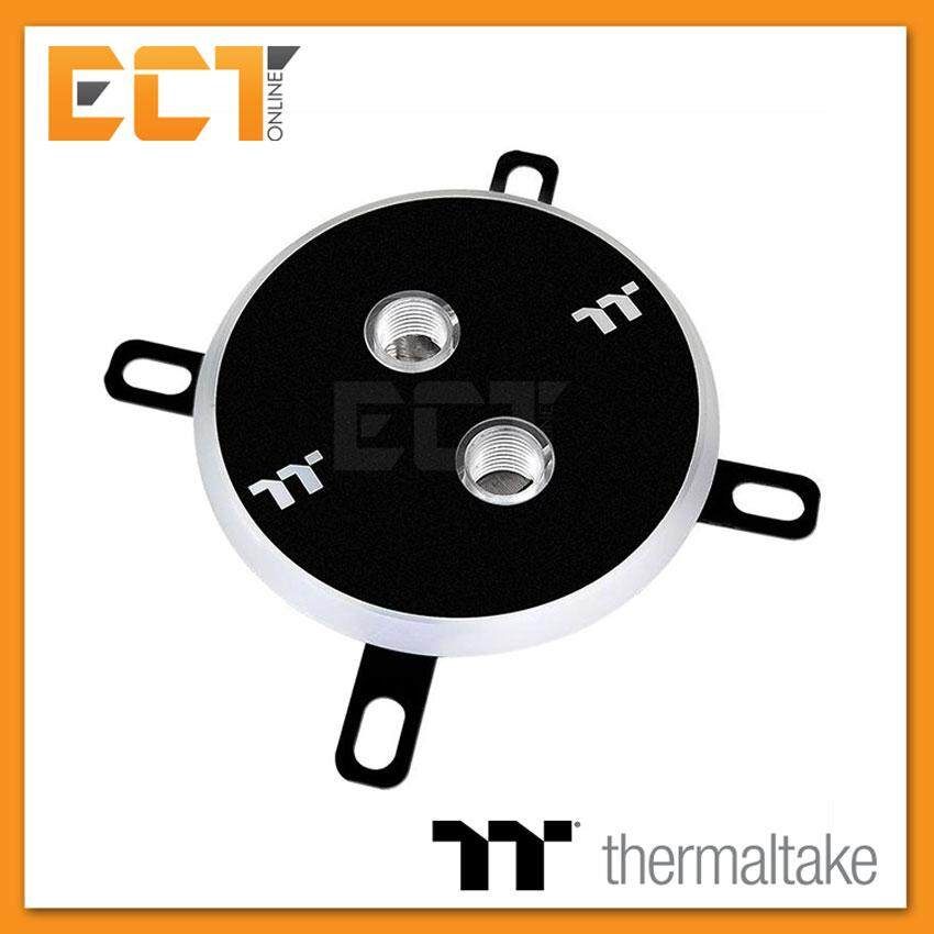 Thermaltake Pacific W4 Plus Cpu Water Block Cl-W181-Cu00sw-A By Ect Online.