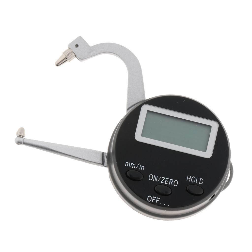 Blesiya 0-25MM/1inch Dial Thickness Gauge Tester Meter Dial Caliper Gauge