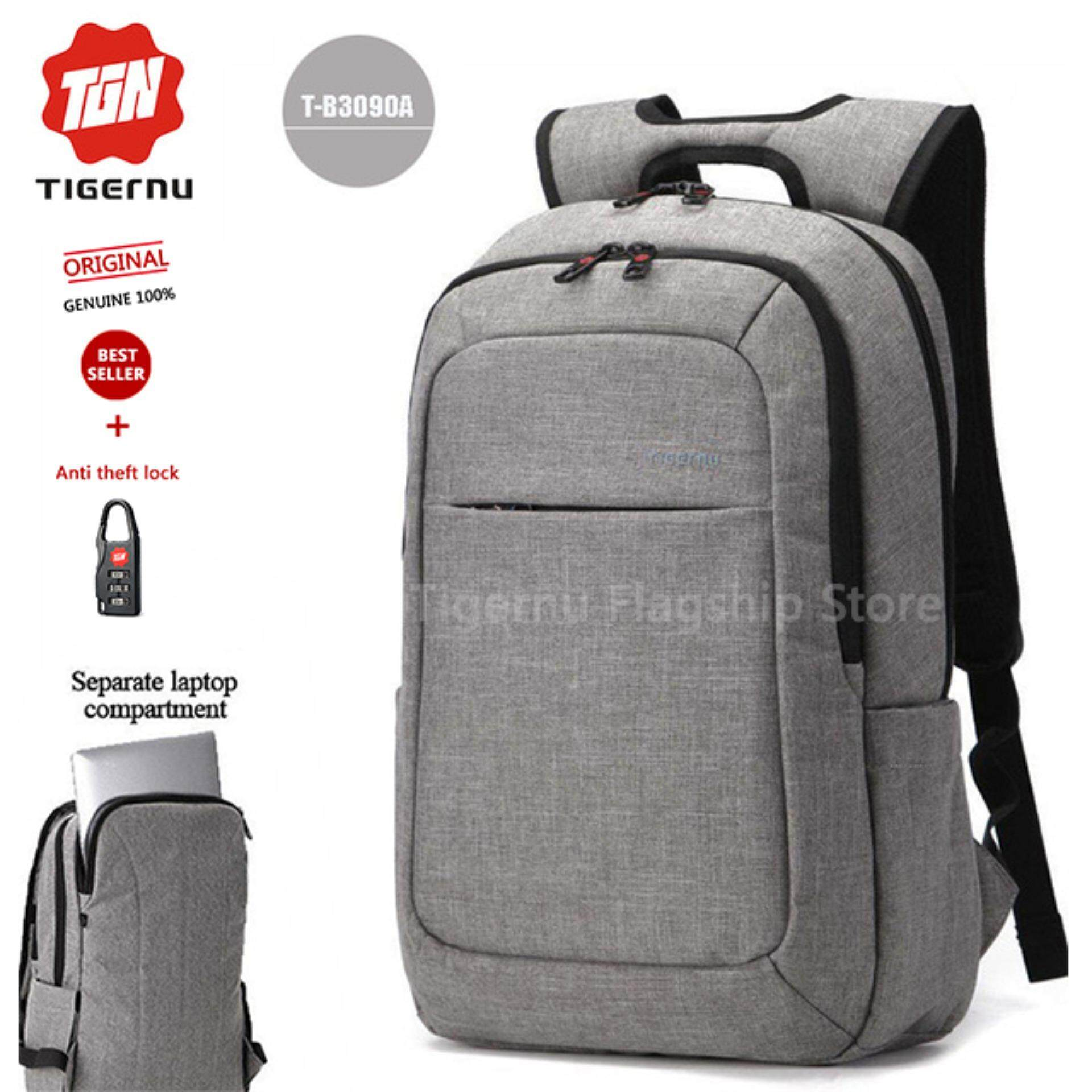 2fcda4bb231 Tigernu 16 inches Causal Daily Business Suiting Material Laptop Backpack  Fit for 10.1-15.6