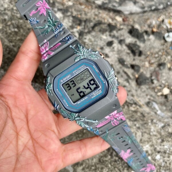 **VALUE BUY** G-Sport Digital Flower Fashion Watch For Women (GREAT QUALITY) FAST SHIPPING Malaysia