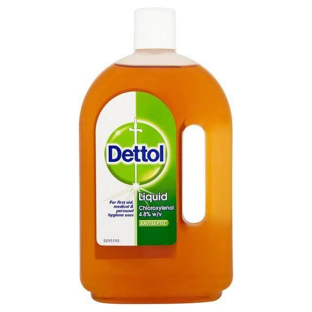 Dettol Antiseptic Liquid (750ml) By Big Pharmacy.