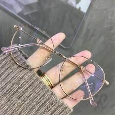Kính thời trang isummer Kính mắt chống bức xạ kính thời trang hình chữ H gọng kính cổ điển kính chống ánh sáng xanh