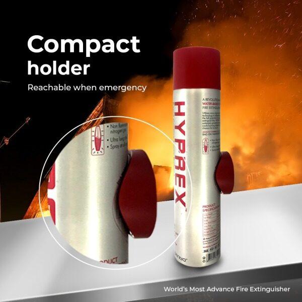 Hyprex Fire Extinguisher Holder