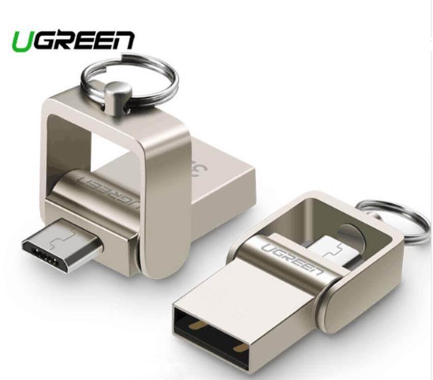 USB 2.0 Flash Drive OTG External Storage Micro USB Pen Drive Memory USB Stick For Android Phone