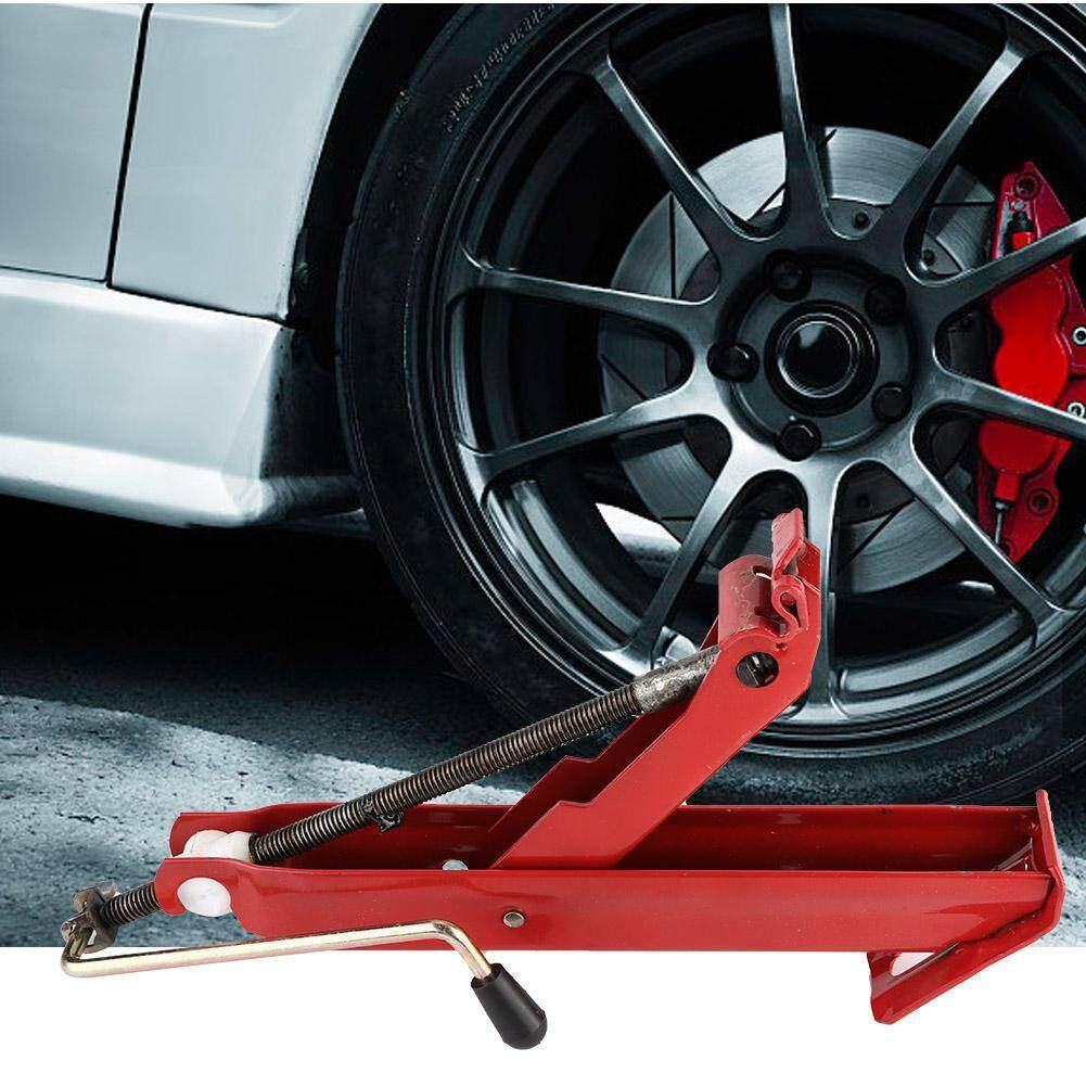 0.6T Car Lifting Hand-operated Jack Automotive Lifter Vehicle Jack Repair Tool Red Car Jack, Auto Jack, Hand Jack, Car Lift, Automotive Lifter