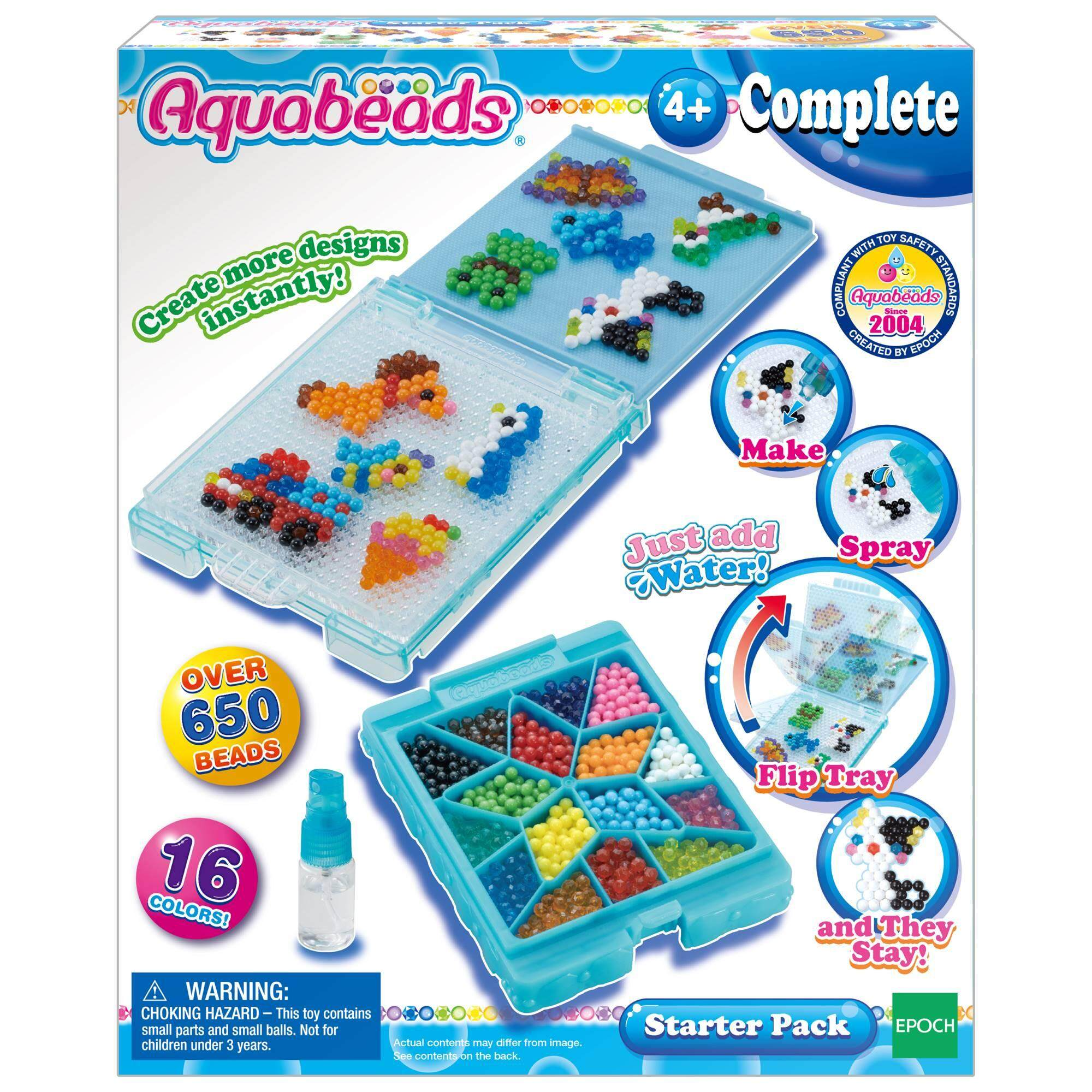 Aquabeads Starter Pack By Epoch Blooming Toys Sdn Bhd.