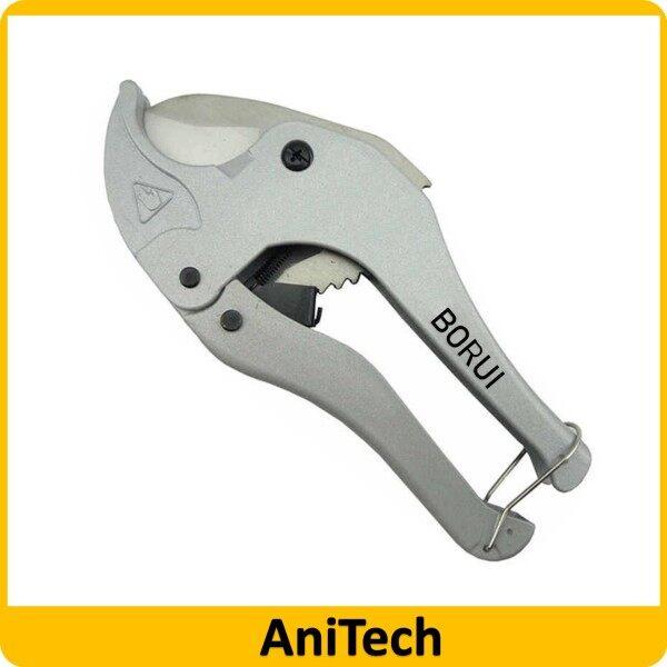 HEAVY DUTY Automatic Vinyl PVC Pipe Cutter Gunting Pemotong Paip PVC – 42MM