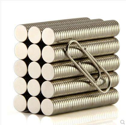 5 X 2mm N35 Neodymium Magnets [15 Pcs] By Ps Sign Marketing.