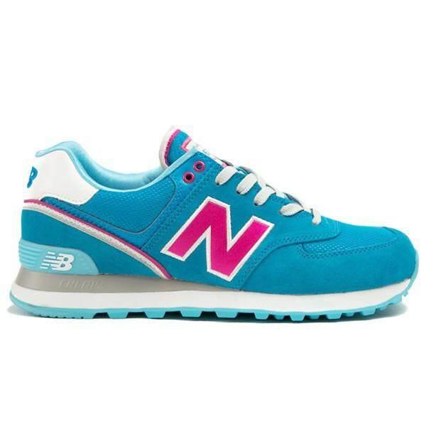 การใช้งาน  สมุทรปราการ คลังสินค้าพร้อม NB 574 รองเท้าผ้าใบ NEW BALANCE รองเท้าวิ่งผู้หญิง