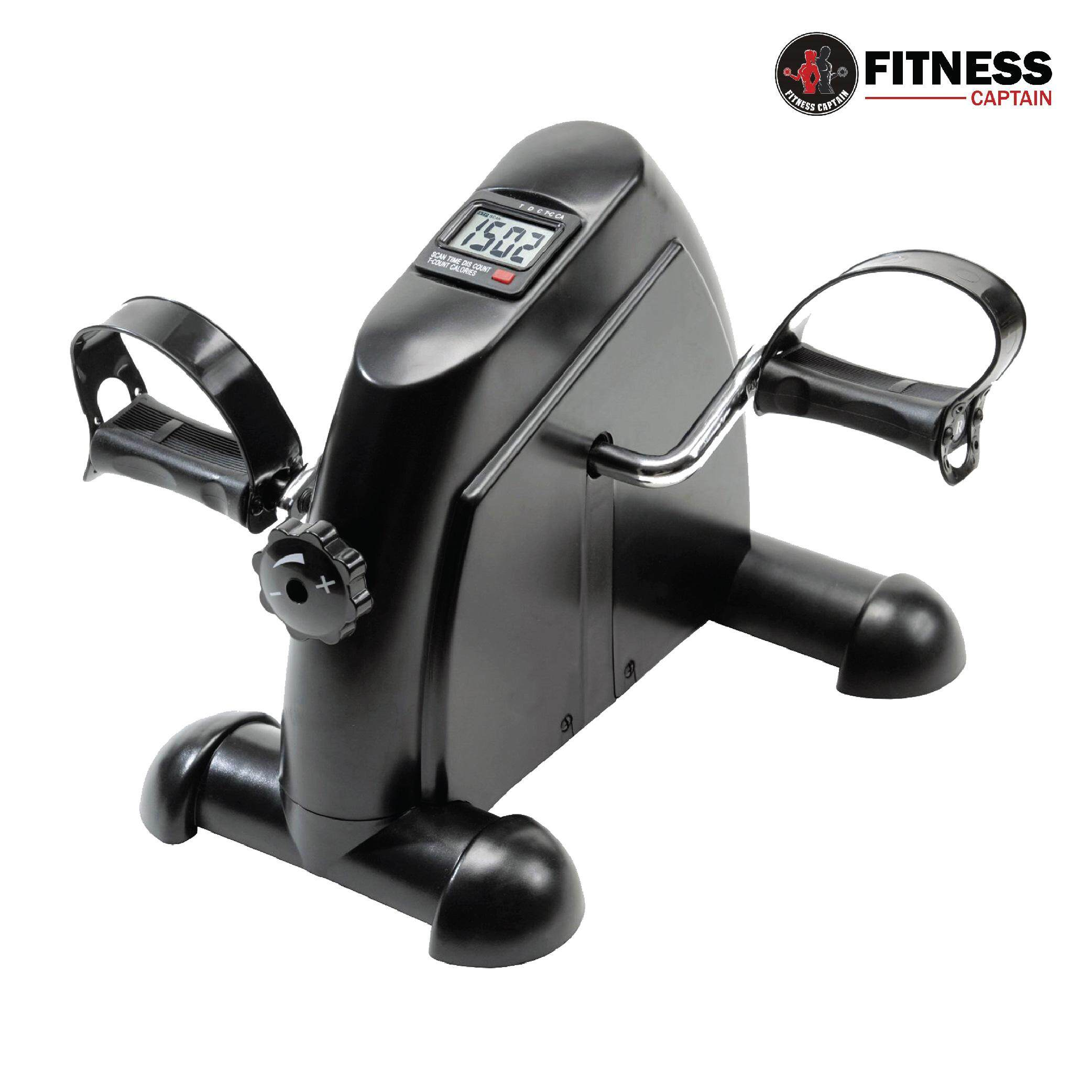 Fitness Captain Mini Portable Hand Foot Cardio Cycle Exercise Pedal Bike
