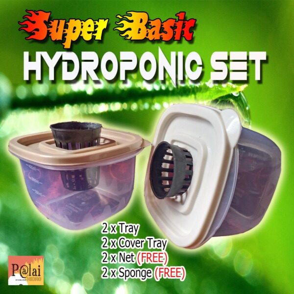 SUPER BASIC HYDROPONIC SET