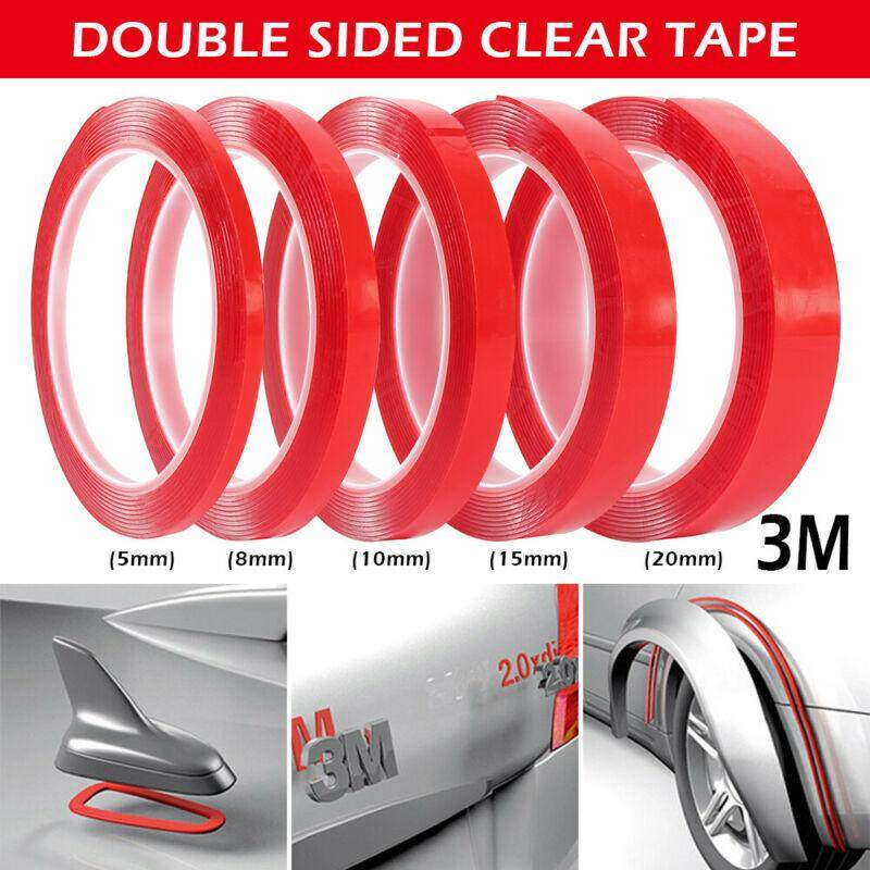 Auto 3m VHB 4905 Double Sided Mounting Tape Transparent Clear Car