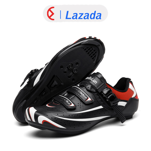 Cycling Shoes Road Bike Cycling Shoes rb Cycling Shoes road bike cleats Cycling Shoes mtb for men Korean Style Fashion Ultralight Self-locking Professional Breathable Cycling Shoes for Women mtb Big Size 36-46