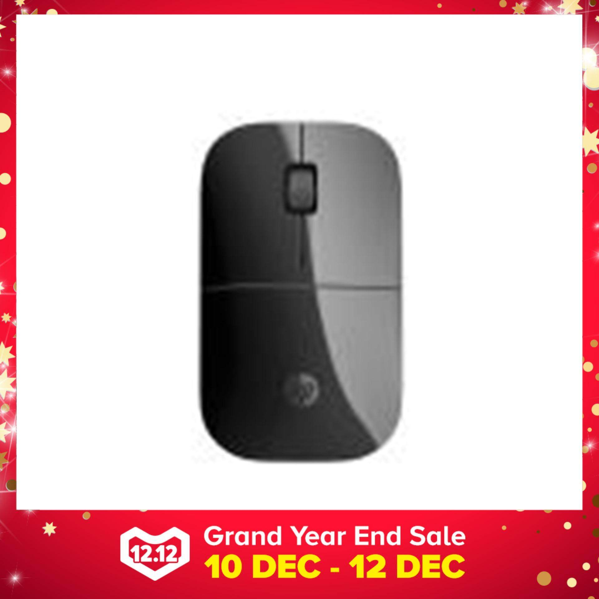 HP Z3700 Wireless Mouse - Black (V0L79AA#UUF) Malaysia
