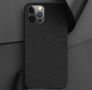 Ốp Lưng Silicon Mềm Họa Tiết Da ALIGO, Ốp Điện Thoại Cho iPhone 12 Pro Max XS XR X 8 7 Plus SE 2020 iPhone 11 thumbnail