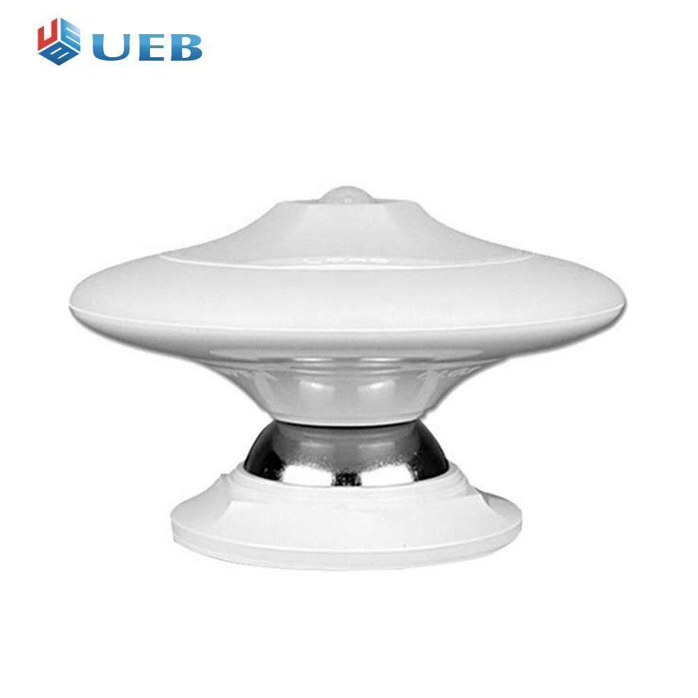 Motion Sensor LED Night Light 360 Rotating Kitchen Bedroom Stair Wall Lamp