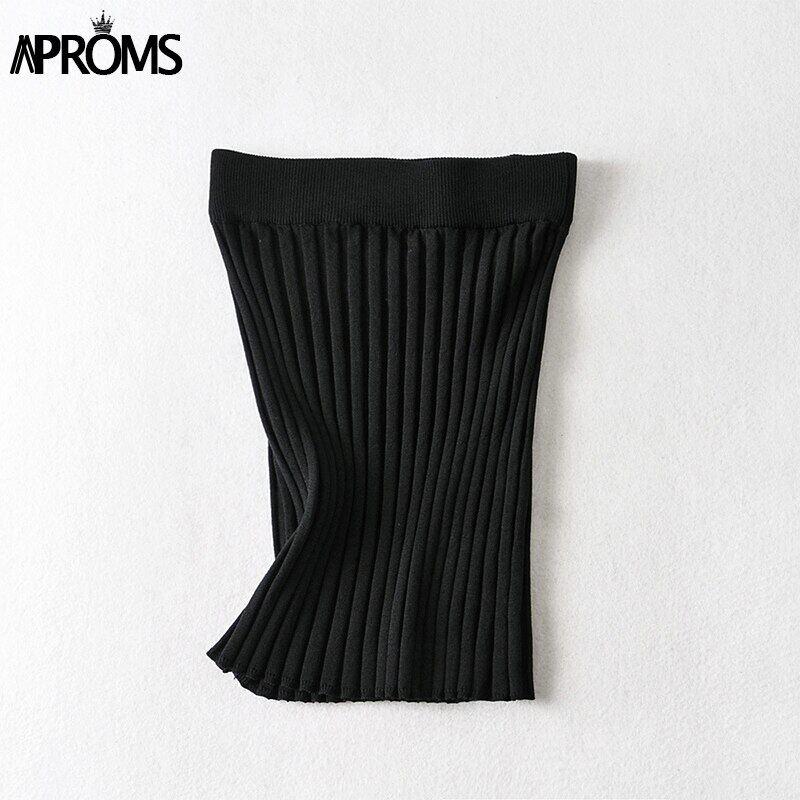 Aproms Váy Mini Xếp Ly Dệt Kim Gân Màu Kẹo Ngọt, Chân Váy Ôm Sát Dây Eo Cao Gợi Cảm Cho Nữ, Nữ Màu Xanh Lá Cây Đáy Ngắn 2021