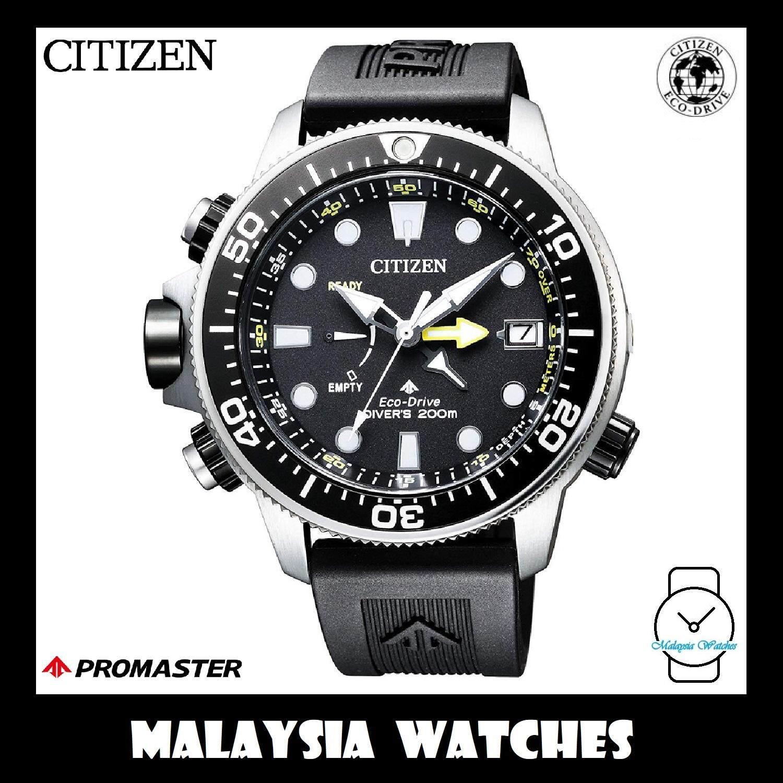 d26acb91a (100% Original) CITIZEN BN2036-14E Promaster Marine Gents Eco-Drive Diver's
