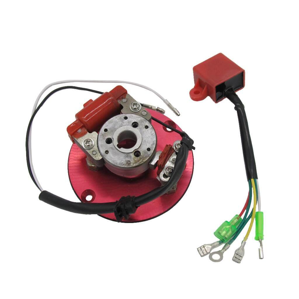 Gazechimp Kecepatan Tinggi Stator Magnet Rotor Dalam Kit 110 125 140 160cc Untuk Sepeda Skuter Pit By Gazechimp