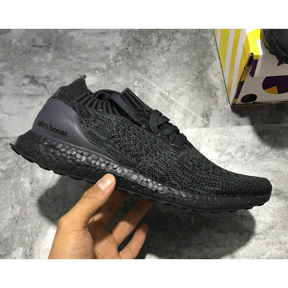 info for 24d6a 37bb8 2019 Adidas_original Ultra Boost Uncaged Triple Black Outdoor Shoes