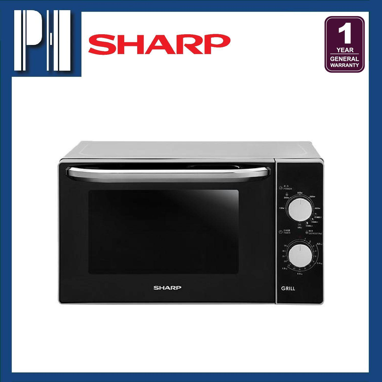 SHARP R618DNS 20L MICROWAVE WITH GRILL