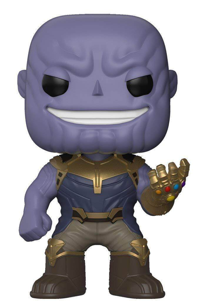 POP! FUNKO Marvel: The Avengers Infinite War - Thanos Collectible Figure