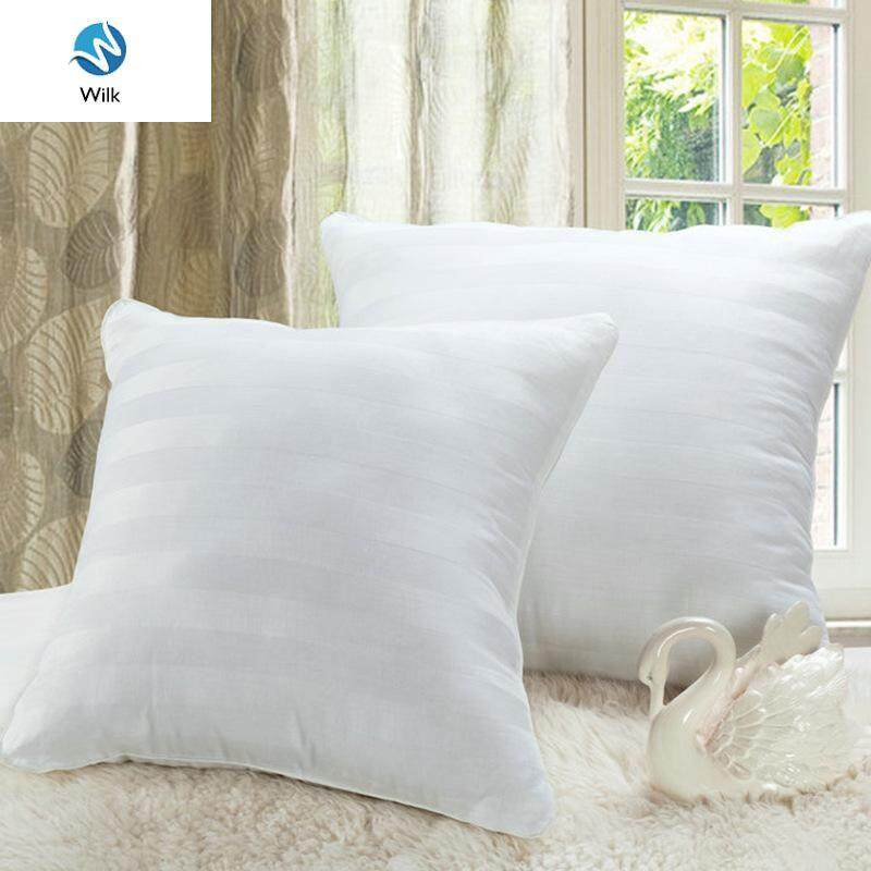 Wilk Home Cushion Inner Filling Cotton-padded Pillow Core for Car Soft Pillow Cushion Insert Cushion Core 40x40/45x45/cm