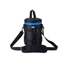 Túi Đựng Ống Kính Deluxe Chống Nước DLP-5II JJC Có Dây Đeo Vai Cho Canon Nikon 70-200Mm F4, 28-300Mm, Ống Kính 70-300Mm (Kích Thước Bên Trong 113X215Mm)