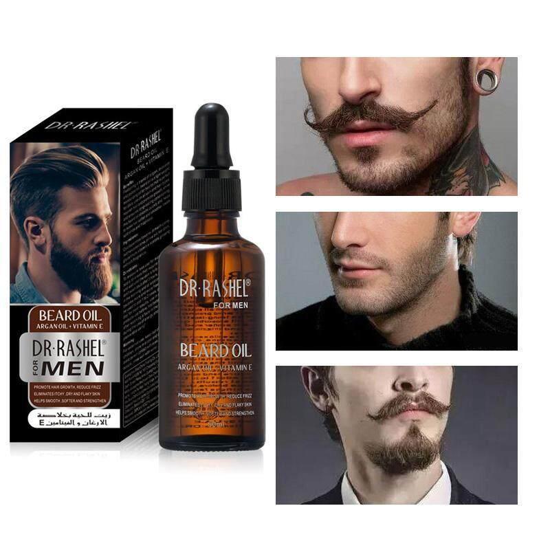 DR RASHEL Men Natural Growth Beard Oil Organic Beard Wax Balm Avoid Beard  Hair Loss Products Leave-In Conditioner For Groomed Growth