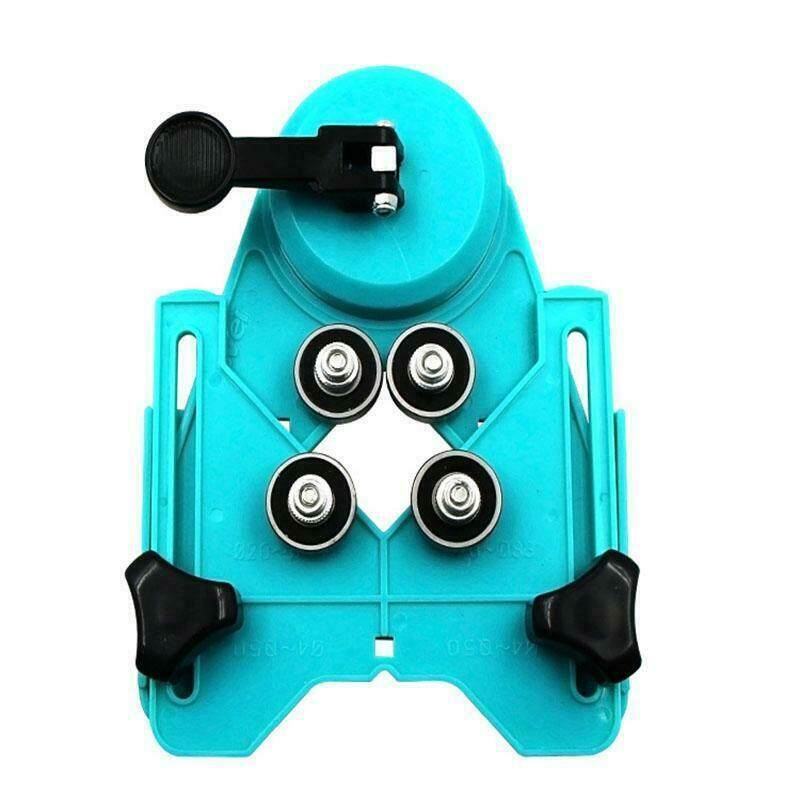 【Ready Stock】Adjustable Ceramic Tile Glass Hole Saw Cutter Guide Openings Locator 4mm to 83mm