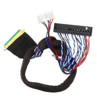 Màn Hình LVDS 6 Bit 2CH 40P Cáp Bảng Điều Khiển LCD Thông Dụng Cho Màn Hình LED Máy Tính Xách Tay Điểm Số Cao- thumbnail