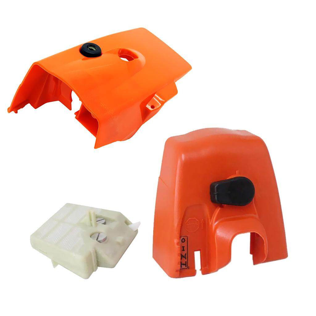BolehDeals Engine Cylinder Cover Shroud Air Filter Cover for Stihl Chainsaw 026 MS260