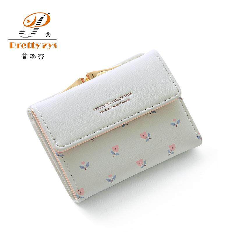 Women Wallet Ladies Leather Short Wallet Purse Money Pouch Handbag Clutch