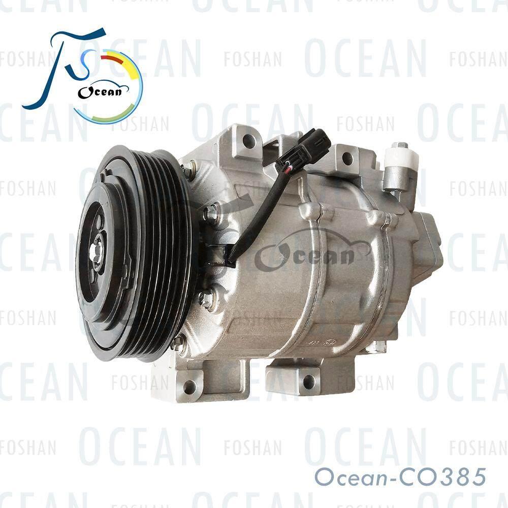 Dcs17ec Otomotif Kompresor Pendingin Udara Untuk Nissan Altima L4 (cyl)-2.5l (2007-2010) /sentra L4-2.5l (2007-2008)/sentra L4-2.5l (2010-2012) Auto Ac Kompresor By Foshan Ac Ocean.