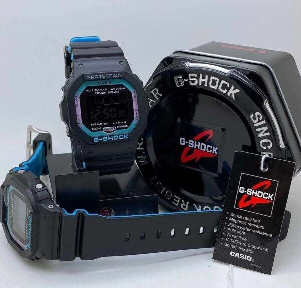 SPECIAL PROMOTION CASI0 G_SHOCK_ RUBBER STRAP WATCH FOR MENS with box Malaysia