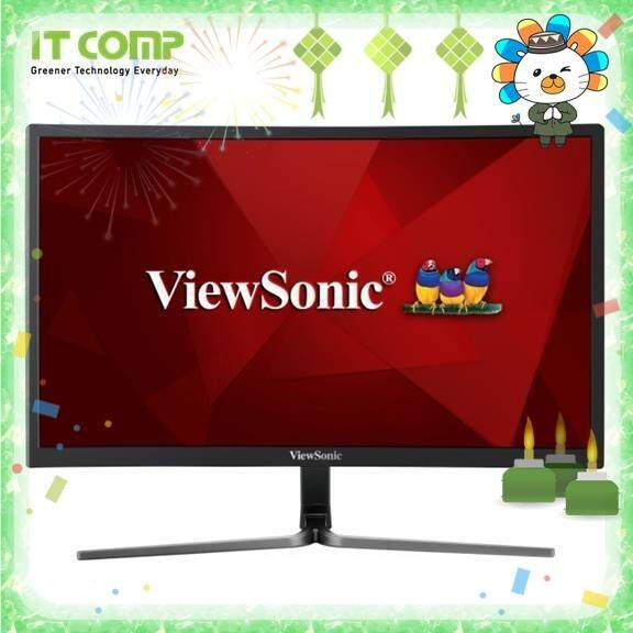 Viewsonic Vx2458-C-Mhd 24 144hz Curved Gaming Monitor By It Comp.
