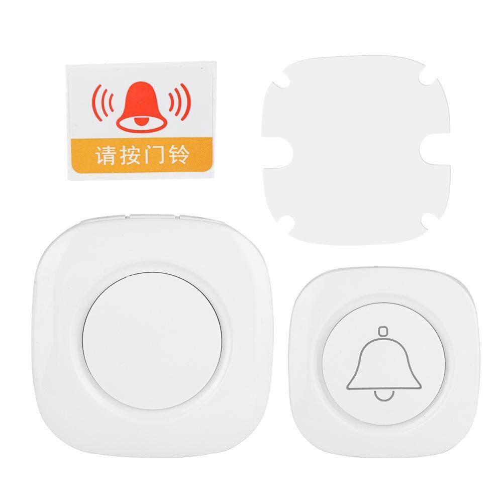 433mhz Wireless Waterproof Home Doorbell 200M Transmission Range Door Bell US Plug AC 92~240V