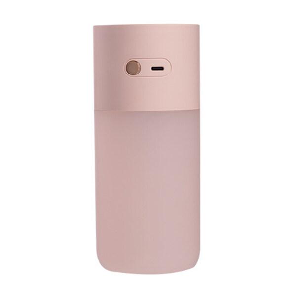USB Wireless Dual Spray Air Humidifier Mist Diffuser Maker LED Night Light Singapore