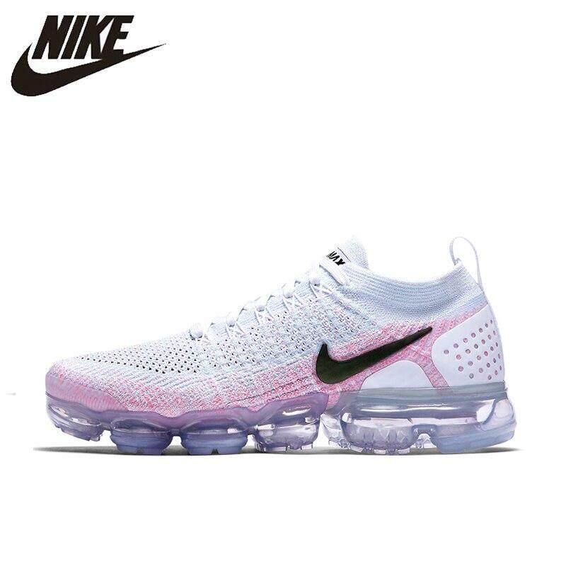 NIKE_aire VAPORMAX_FLYKNIT 2 zapatos para correr zapatillas de deporte al aire libre para las mujeres 942843 de 102 36-39 EUR tamaño W